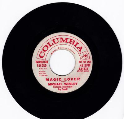 Magic Lover/ Will You Love Me