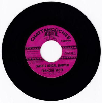 Image for Carol's Bridal Shower/ A Letter For Johnny