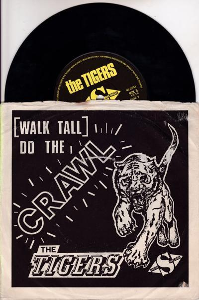 Go For It/ Walk Tall Do The Crawl