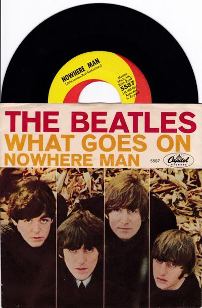 Nowhere Man/ What Goes On