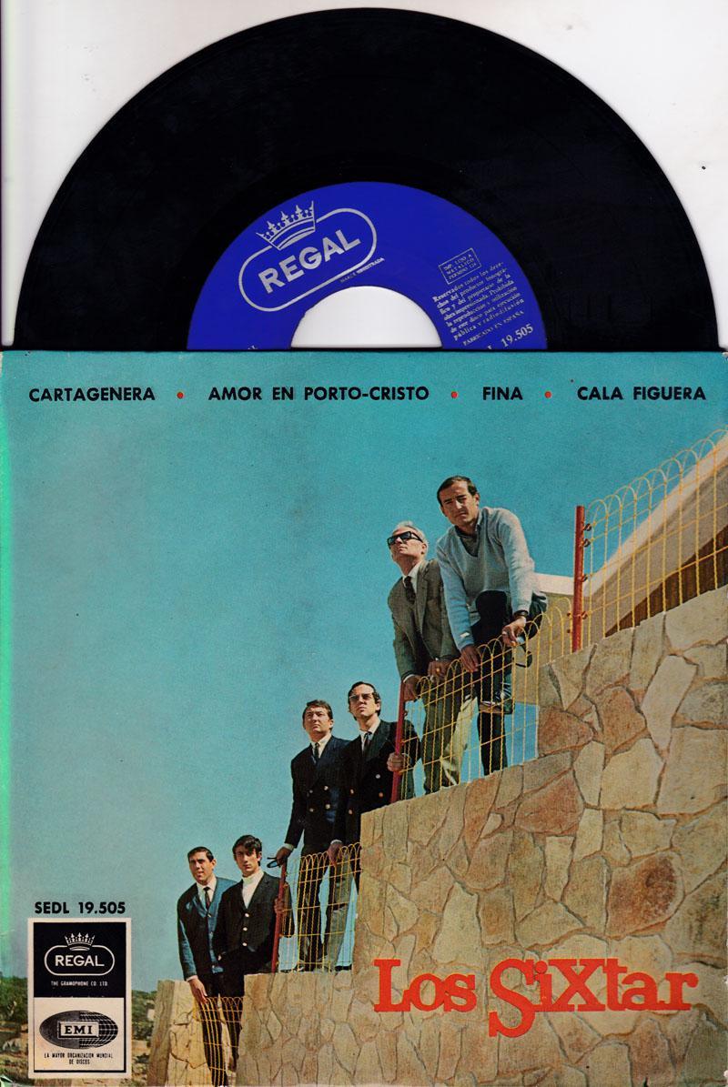 Cartagenera/ 4 Track Ep