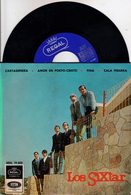 Image for Cartagenera/ 4 Track Ep
