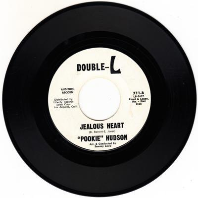 Jealous Heart/ I Know I Know