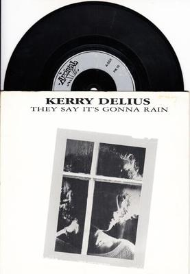 Image for They Say It's Gonna Rain/ Dear Christine