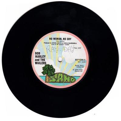 Image for No Woman, No Cry/ Kinky Reggae