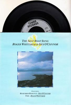 Image for Skye Boat Song/ Time