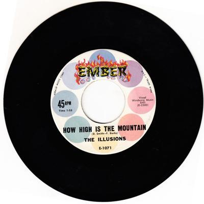 How High Is The Mountain/ Can't We Fall In Love
