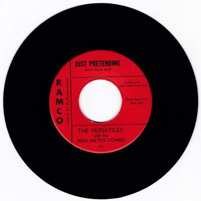 Versatiles - Just Pretending / Blue Feelin' - Ramco 3717