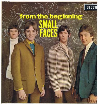 Small Faces - From The Beginning / original 1966 mono press - Decca LK 4879