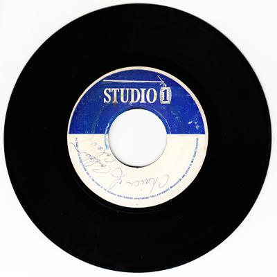 Heptones c/w Actions - Choice Of Colour / Suckie Get a Blow - Studio 1 0031