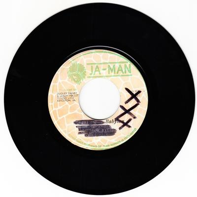 Junior Byles & Rupert c/w Ja-Man All Stars - Chant Down Babylon / version  - Ja-Man 2773