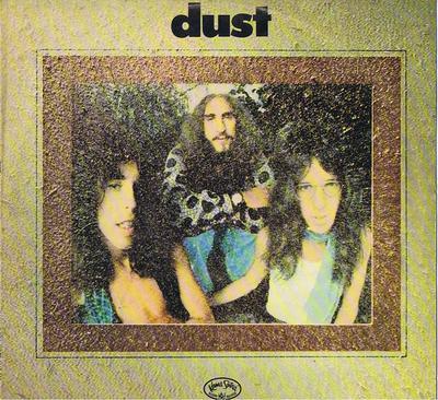 Dust - Dust / 1972 UK press - Kama Sutra 2319 014