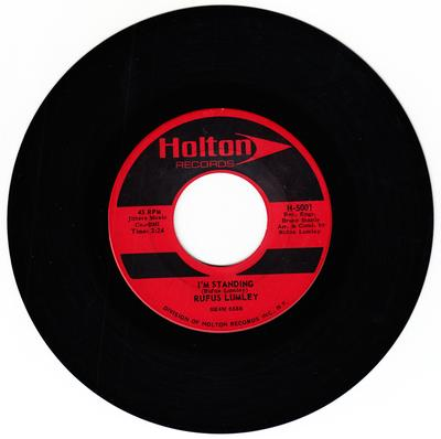 Rufus Lumley - I'm Standing / Let's  Hide Away ( Me and You ) - Holton H-5001