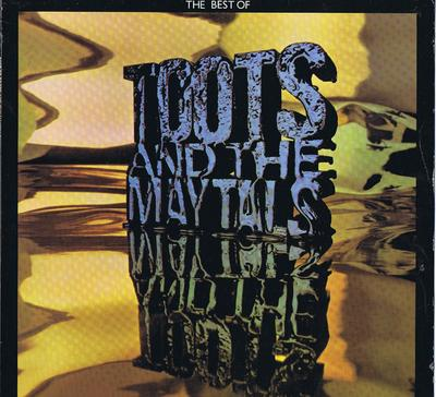Toots And The Maytals - The Best Of / UK 1979 first press - Trojan TRLS171