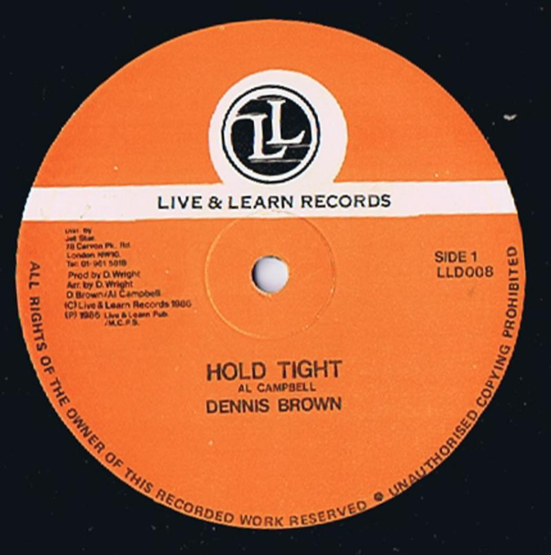 Hold Tight/ Hold Tight (version)