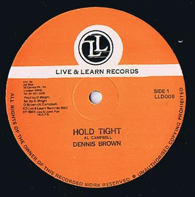Image for Hold Tight/ Hold Tight (version)