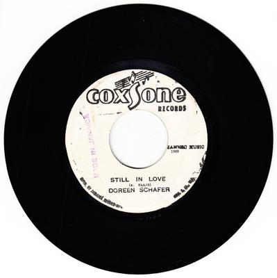 Doreen Schafer c/w Dillinger - Still In Love / version - Coxsone SC 106