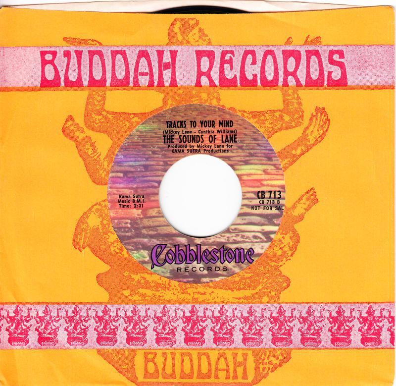 Sounds Of Lane - Tracks To Your Mind / My My Mama - Cobblestone CB 713 DJ