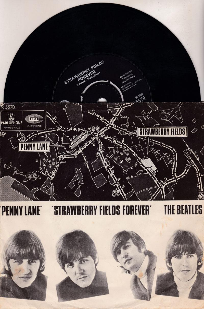 Strawberry Fields Forever/ Penny Lane