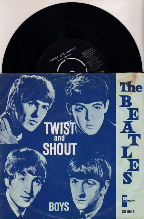 Twist And Shout/ Boys