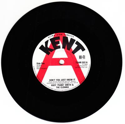 Mary Love / Danny Monday - Lay This Burden Down / Baby Without You / Don't You Just Know It - Kent Town 502 DJ + info sheet