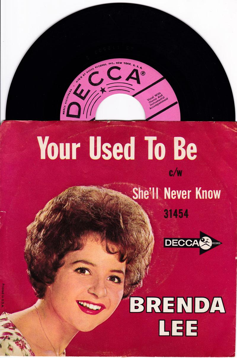 Your Used To Be/ She'll Never Know