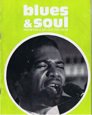 Blues & Soul - # 14 - November 1968 / inc: Cliff Nobles Bobby Womack - Blues & Soul 14