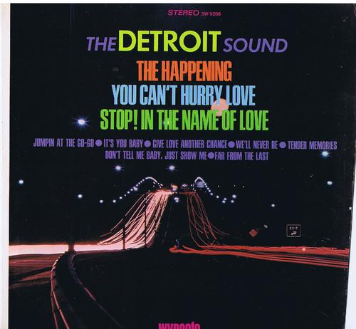 The Detroit Sound/ Inc: Jumping At The Go Go