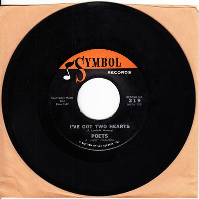 Poets - I've Got Two Hearts / I'm Particular - Symbol 219