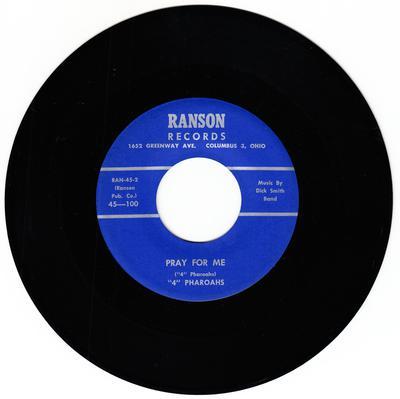 4 Pharoahs - Pray For Me / The Move Around - Ransom 100