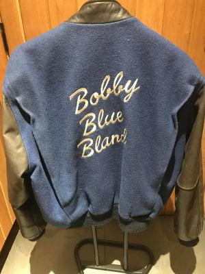Bobby Blue Bland - Tour Jacket circa late 60's - Neilla Custom Design 001