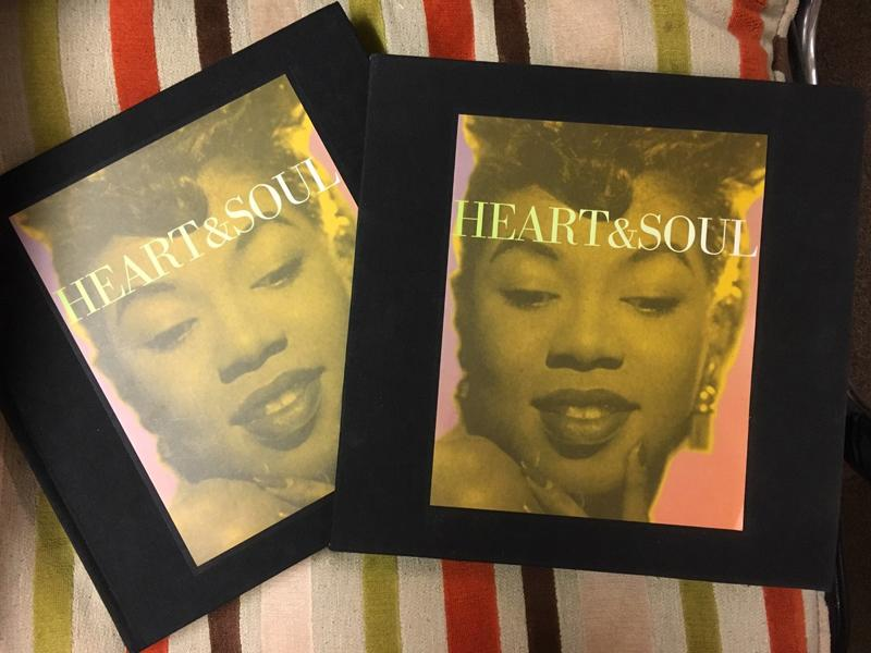Bob Merlis and Davin Seay - Heart & Soul / signed by Etta James - Verve Editions 0-96603352