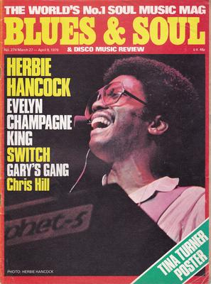 Image for Blues & Soul 274/ March 1979
