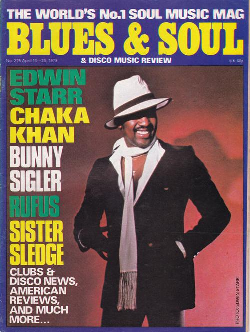 Blues & Soul 275/ April 1979