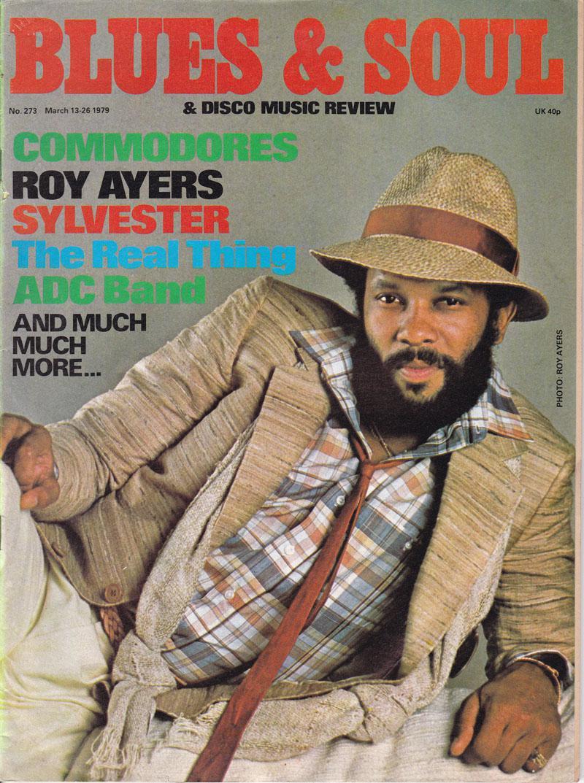 Blues & Soul 273/ March 1979