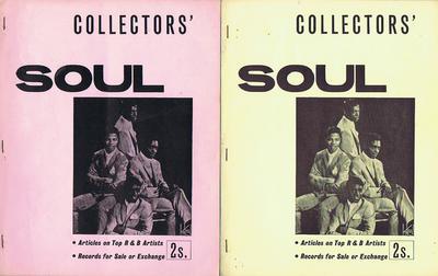 Soul Collectors # 2 & # 3