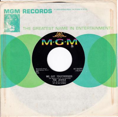 Jewels - We Got Togetherness MGM