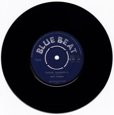 Eric Monty Morris c/w Don Drummond - ThoseTreardrops / Ska Town - Blue Beat