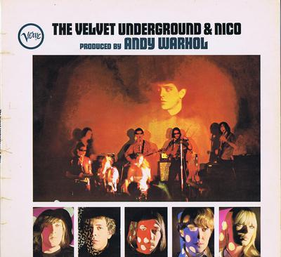 Velvet Underground & Nico - Velvet Underground & Nico - UK Verve VLP 9184