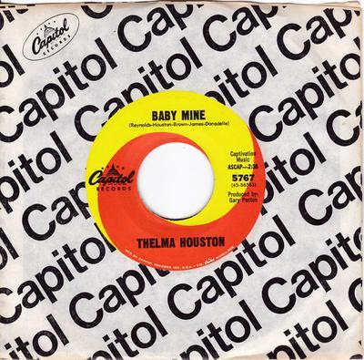 Thelma Houston - Baby Mine - Capitol 5767