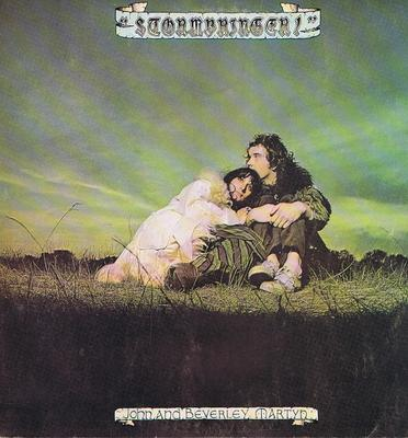 John and Beverley Martyn - Stormbringer - Island  ILPS 9113