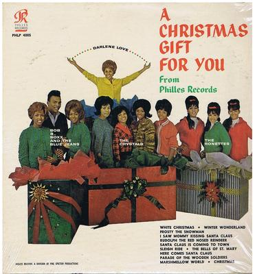 Various Artists - A Christmas Gift For You - Philles 4005