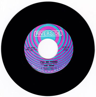 Gems - I'll Be There - Riverside 4590