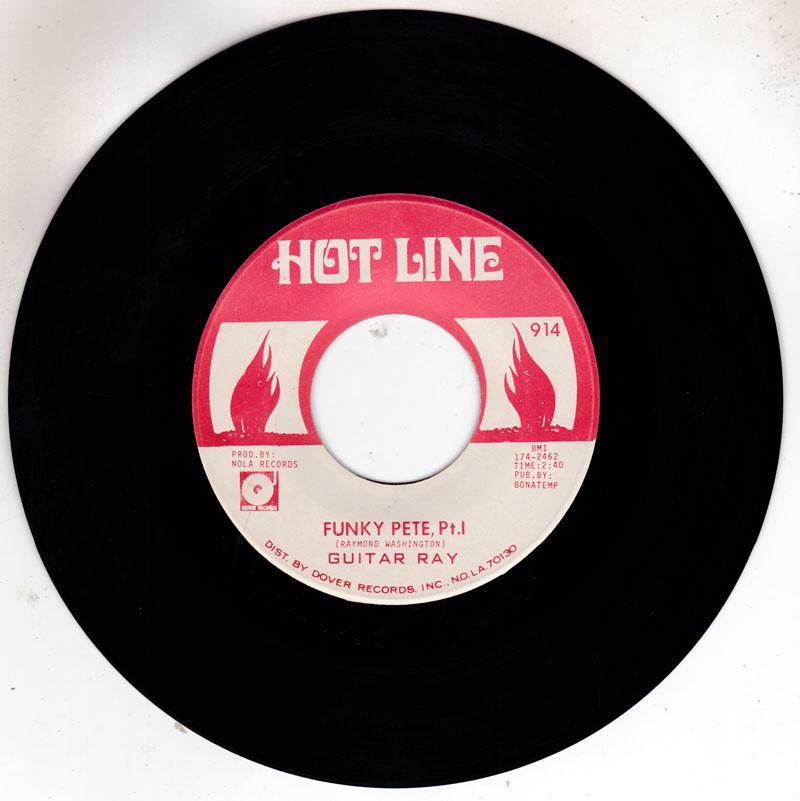 Funky Pete/ Funky Pete Part 2
