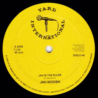 Image for Jah Is The Ruler/ Ruling Power Jammys At The Con