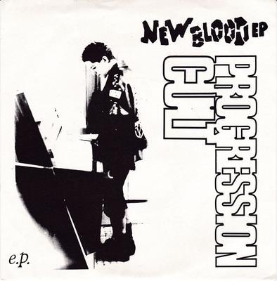 Progression Cult - New Blood EP / 1982 Australia EP - Method Records MR 6 EP