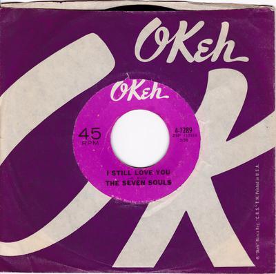 Seven Souls - I Still Love You / I'm No Stranger - Okeh 4-7289