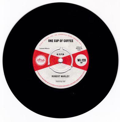 Robert Marley / Ernest Ranglin - One Cup Of Coffee / Exodus - Island WI 128