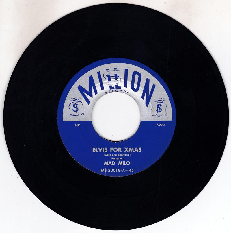 Elvis For Xmas/ Happy Neew Year