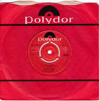Hector Rivera - At The Party / Do It To Me - Polydor 56728